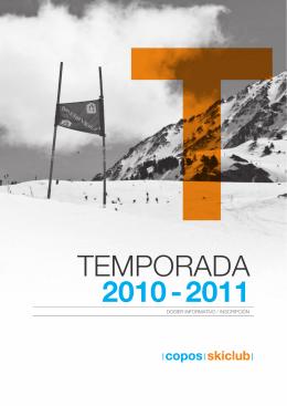 TTEMPORADA 2010 - 2011