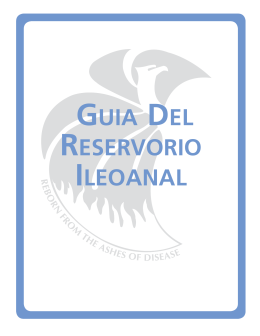 guia del reservorio ileoanal - United Ostomy Associations of