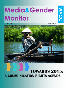 Towards 2015 - A Communication Rights Agenda