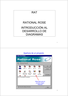 rat rational rose introducción al desarrollo de diagramas