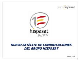 1. EL SATÉLITE HISPASAT 1E 1.1 Ficha técnica del