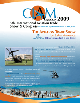 5th. International Aviation Trade Show