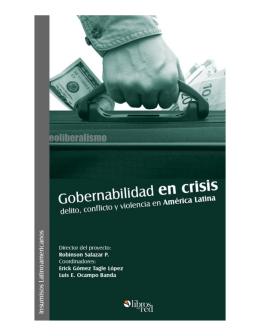 Gobernabilidad en crisis en America Latina