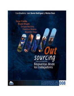 Outsorcing (Tercerización) - Respuestas desde los