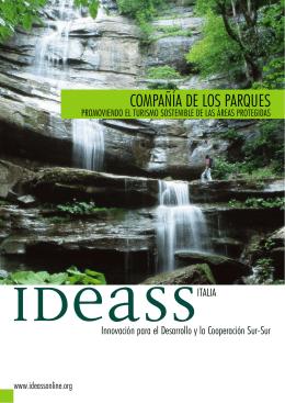 Brochure IDEASS - Compañía de los parques