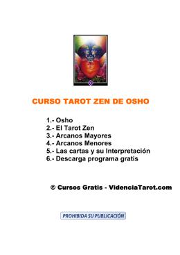 TAROT ZEN DE OSHO