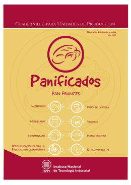 cuadernillo para unidades de produccion pan frances