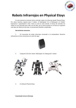 Robots Infrarrojos_es