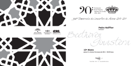 10 Abono1011 - Real Orquesta Sinfónica de Sevilla