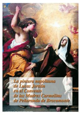 La pintura napolitana de Lucas Jordán en el convento de las MM