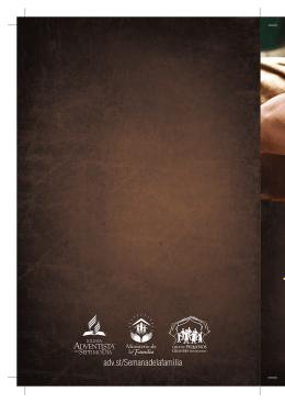 SEMANA DA FAMÍLIA - Downloads de Materiais Adventistas