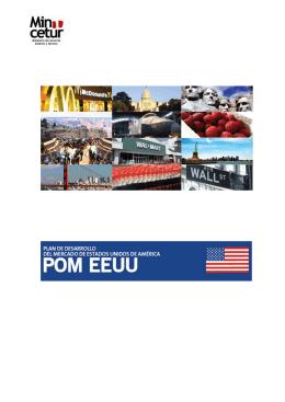 POM Estados Unidos - Ministerio de Comercio Exterior y Turismo