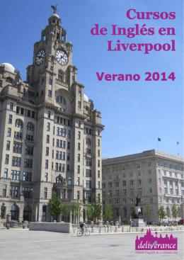 Cursos de Ingés en Liverpool