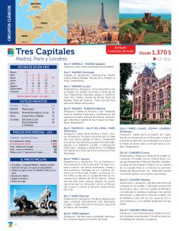 Tres Capitales