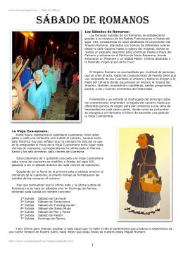 Sábado de Romanos en PDF