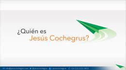 Jesús Cochegrus - jesuscochegrus.com