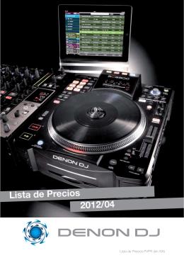 Lista DJ12