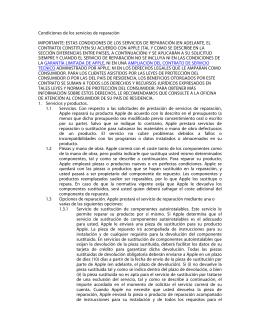 040112 Service Terms Spanish v1