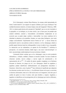 LAS CHICAS SON GUERRERAS - Escritoras y Escrituras