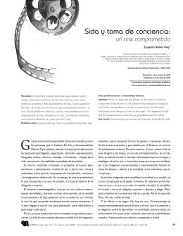 Sida y toma de conciencia: - Ciencia Ergo Sum