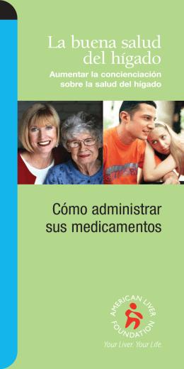 La buena salud del hígado - American Liver Foundation