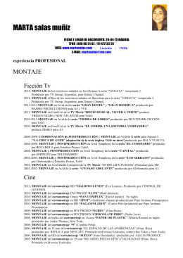 CV MSM 12-14