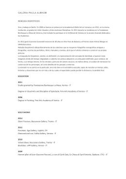 D>IBOF> M>RI> >ILKPL - Galería Paula Alonso