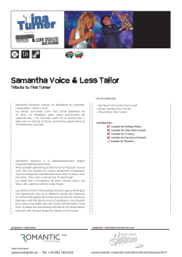 Samantha Voice & Less Tailor