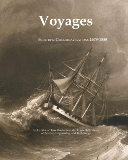 View printed catalog - Voyages