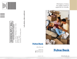 SR-15344 Fulton HomeEquity