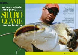Pesca del Siluro Gigante