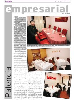 La Traserilla Restaurante Palencia