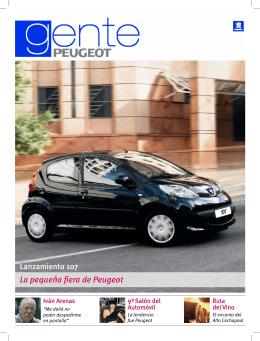 La pequeña fiera de Peugeot