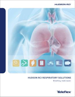HUDSON RCI RESPIRATORY SOLUTIONS
