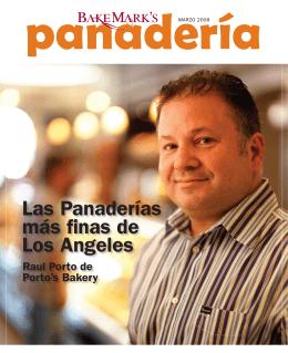 Las Panaderías más finas de Los Angeles