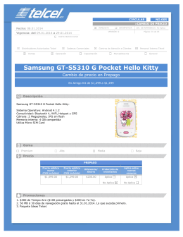 Samsung GT-S5310 G Pocket Hello Kitty