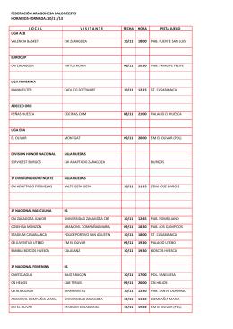 10/11/13 localvisitante fecha hora pista juego liga acb valencia