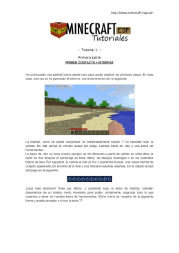 Tutorial 1 - Minecraft-ESP