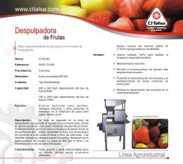 Despulpadora de Frutas.cdr