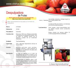 despulpadora de frutas d1000 ci talsa [09401012].cdr