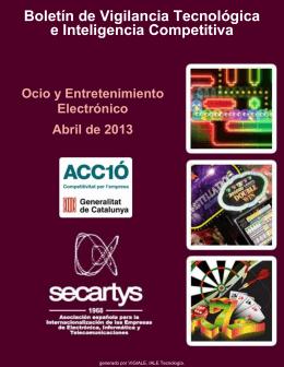 Boletín de Ocio y Entretenimiento Electrónico LO MÁS
