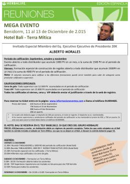 Más información en PDF
