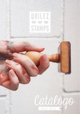 Descargar Catálogo Quilez Stamps 2014-2015