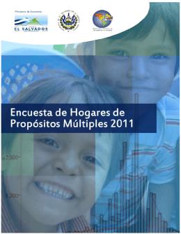 Publicación EHPM 2011 - Dirección General de Estadística y Censos