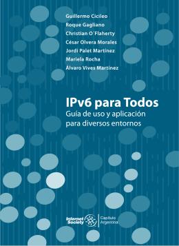 IPv6 para todos
