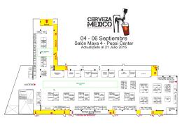 Cerveza México 2015 Actualizado al 13 agosto 2015