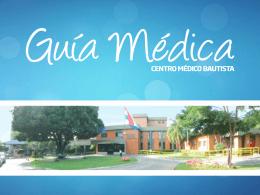 CENTRO MÉDICO BAUTISTA - Centro Medico Bautista