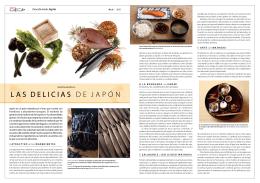 No.8 Las delicias de Japón
