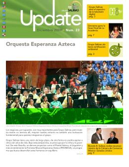 Orquesta Esperanza Azteca