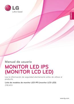 MONITOR LED IPS (MONITOR LCD LED)